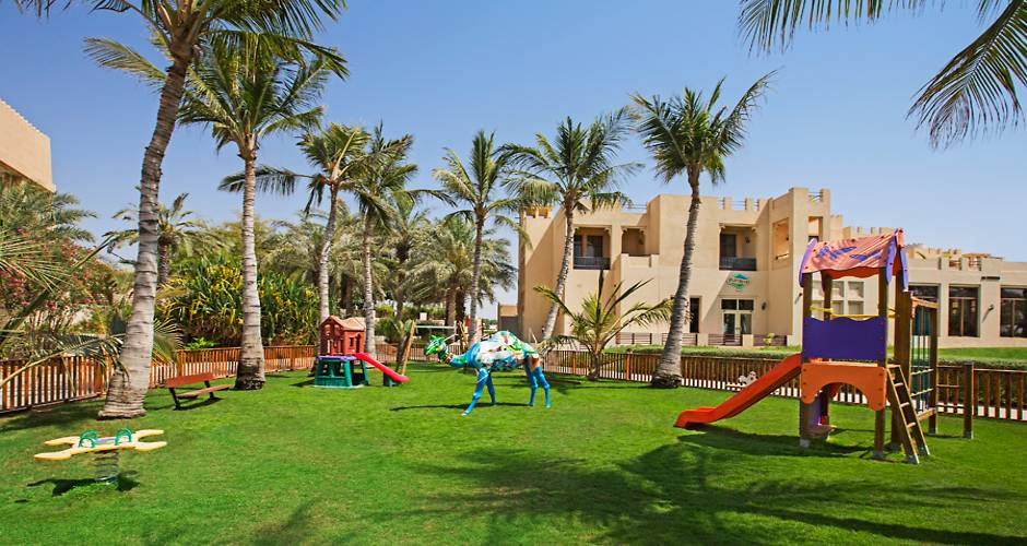 Hilton Al Hamra Beach & Golf Resort 18