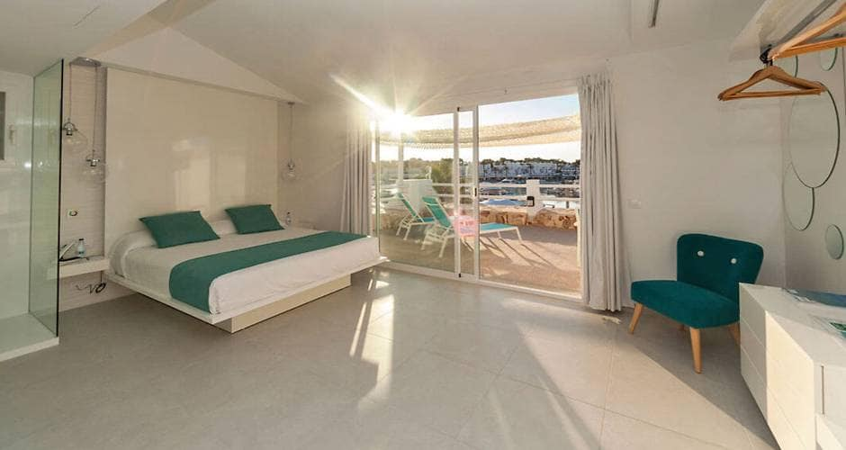 Lago Resort Menorca 17 - <p>Harbour Cool -sviitti</p>